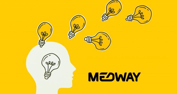 MEDWAY Lanza Central de Ideias