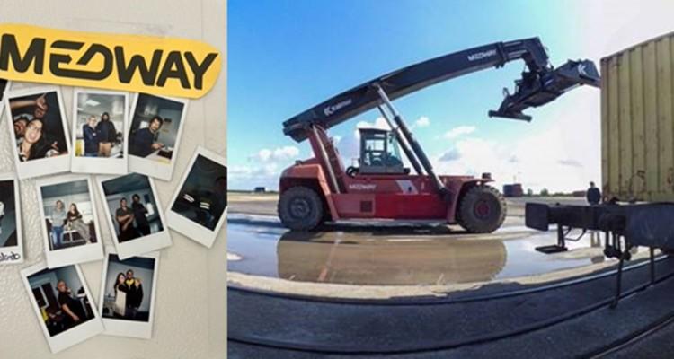MEDWAY Terminals Bobadela - 365 Días de Actividad