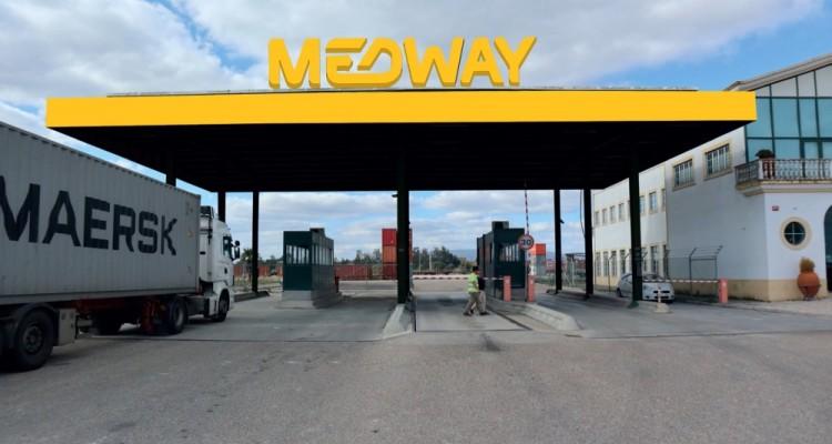 MEDWAY con nueva imagen en Entroncamento y Bobadela Terminals
