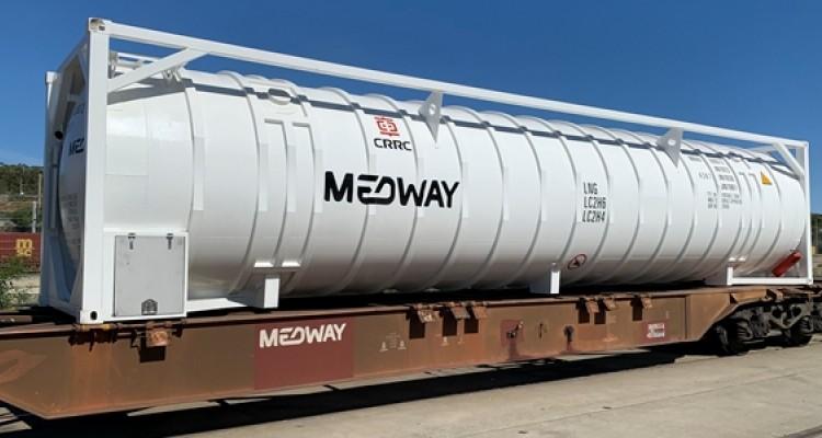 MEDWAY firma un acuerdo con GALP para el transporte de gas natural